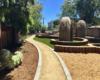 Linden Park pathway
