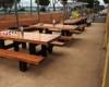 GraniteCrete Installation Permeable PavingDust Bowl Brewery