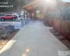 GraniteCrete Installation Permeable Paving Walkway at Capo Creek Winery