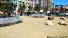 Christe Park GraniteCrete Installation