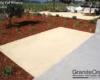 permeable paving patio landscape