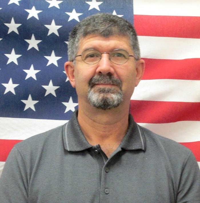 GraniteCrete Senior Account Manager Dave Ventura.