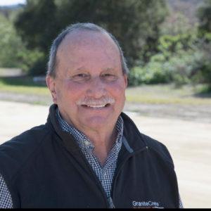 GraniteCrete Founder and President Geoff Smith.