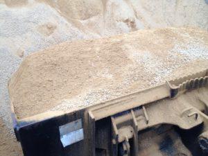 Bulk decomposed granite.