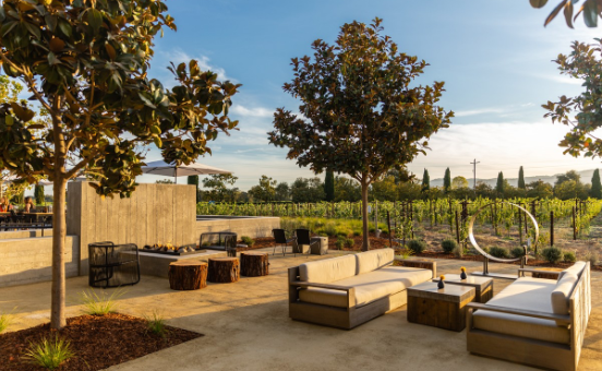 Photo of Outdoor Seating Area